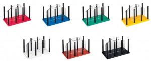 Six rack